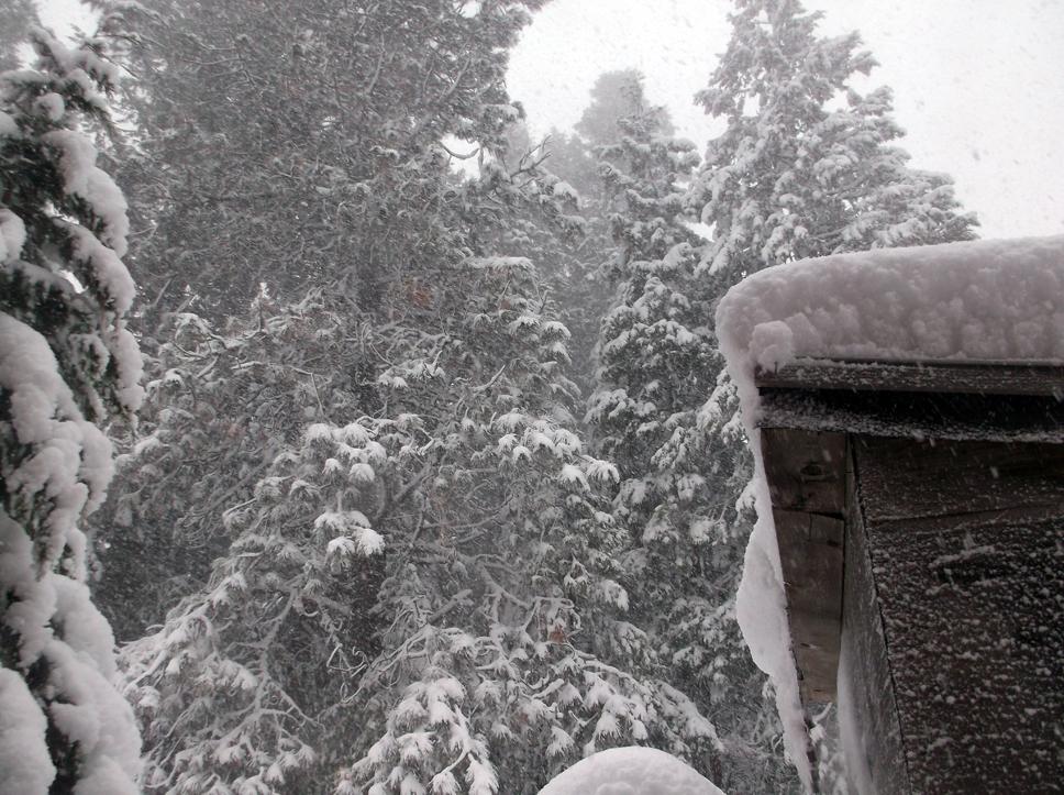 22 Dec 2015 Snow Depth